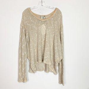 Young Fabulous & Broke   knit long sleeve t-shirt